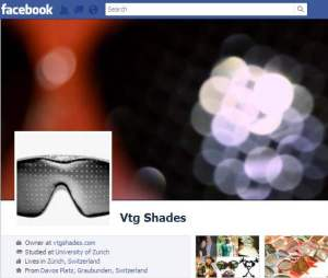 VTG Shades on FB
