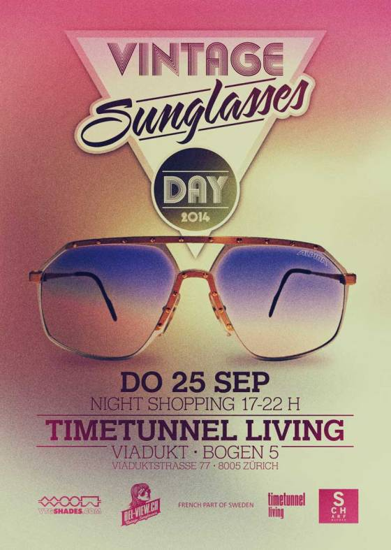 Vintage Sunglasses Day 2014