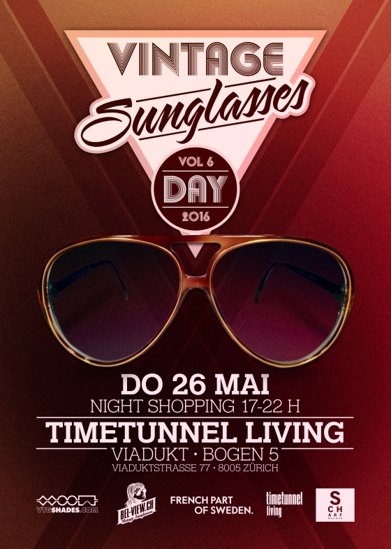 Vintage Sunglasses Day 2016